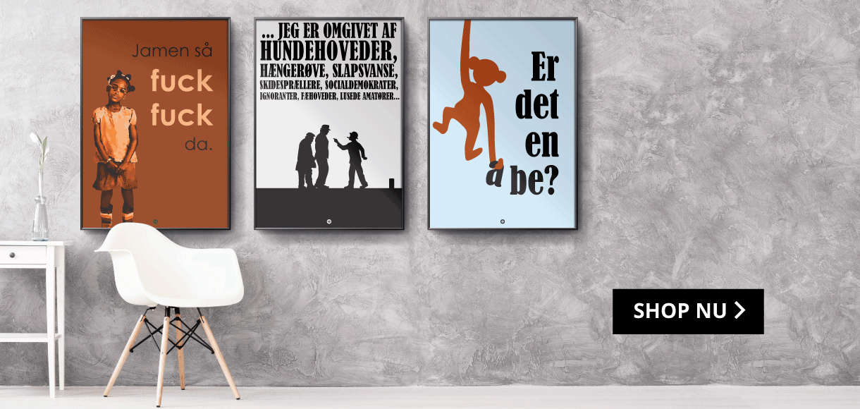 citat plakater