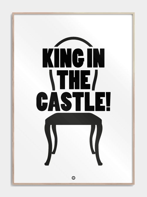 King in the castle