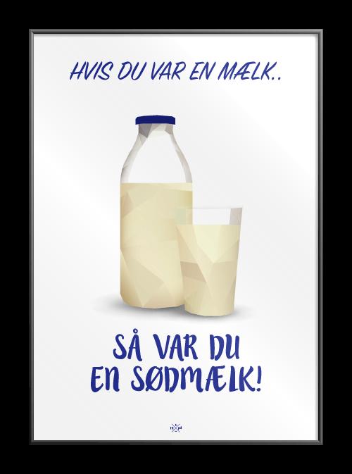 Hvis du var en mælk