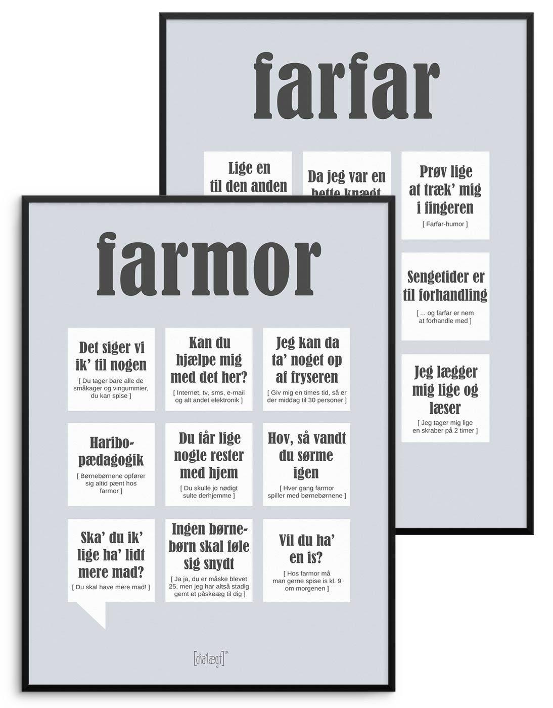 Billede af Farmor og Farfar (Pakketilbud)