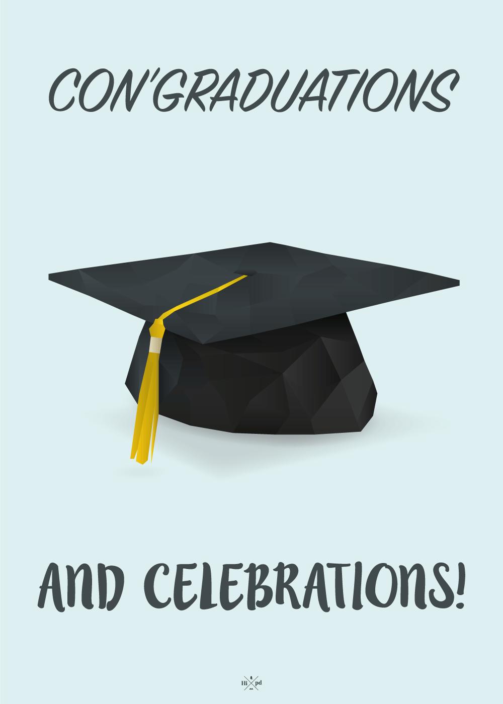 Con'graduations