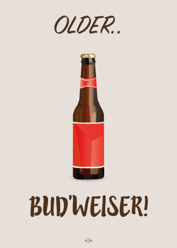 Older bud'weiser