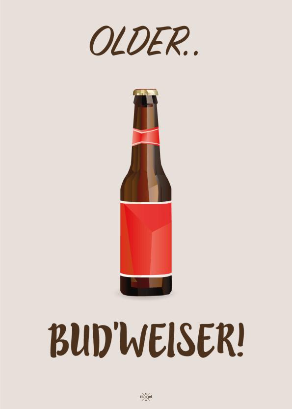 Older bud'weiser