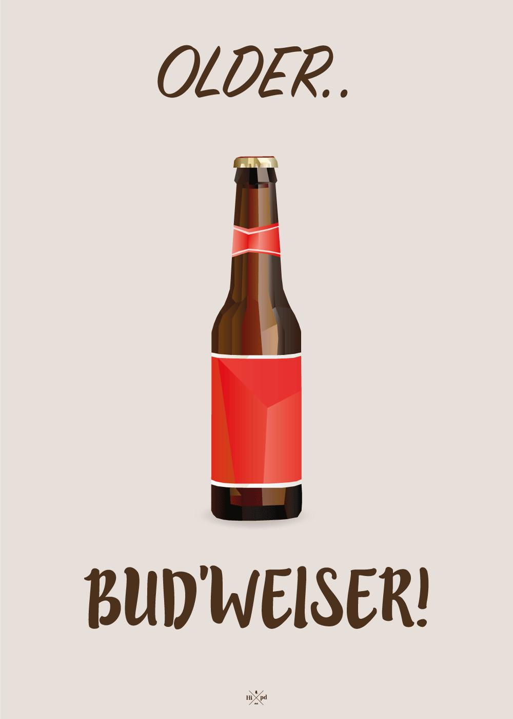 Bud'weiser