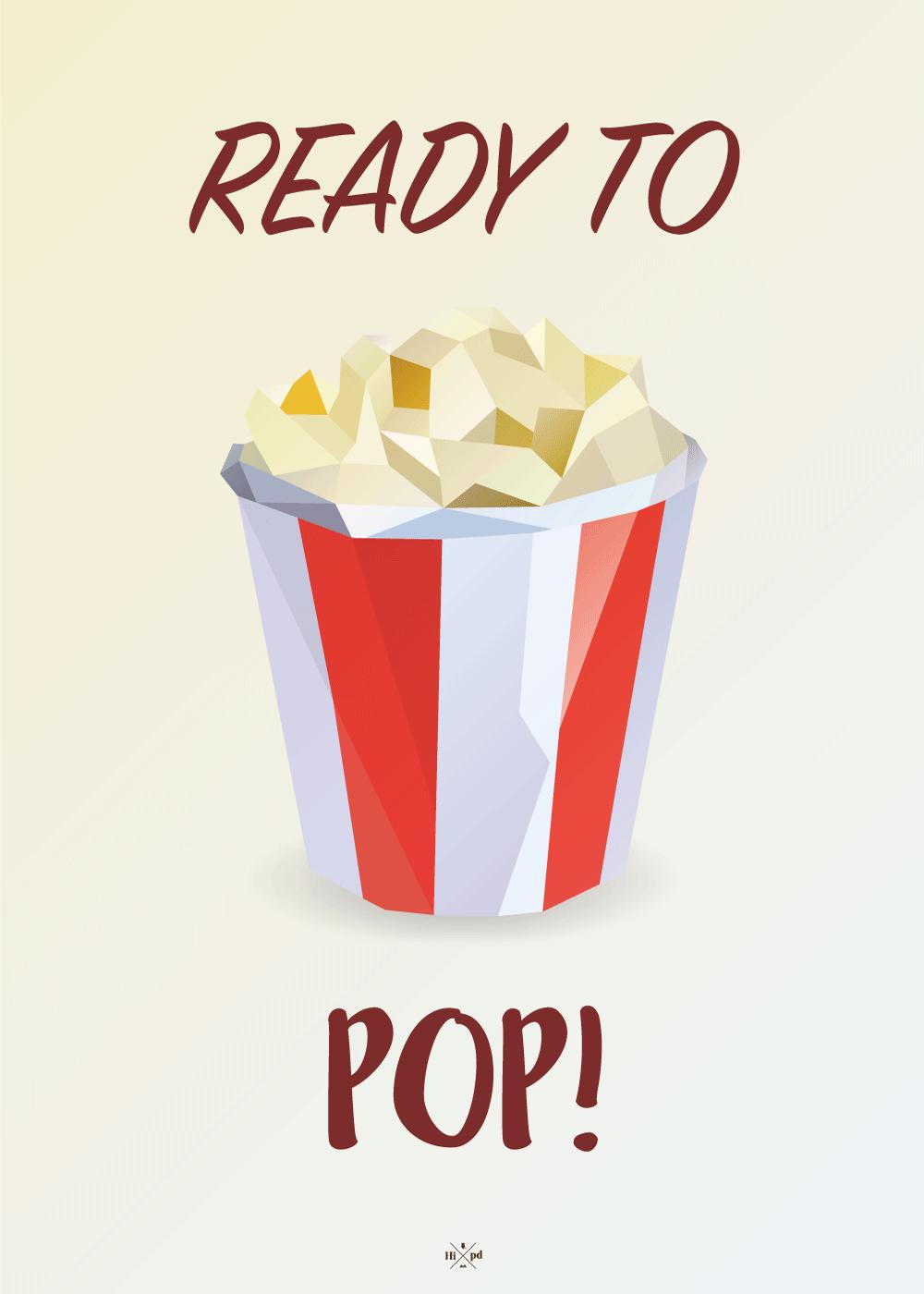 Billede af Ready to pop
