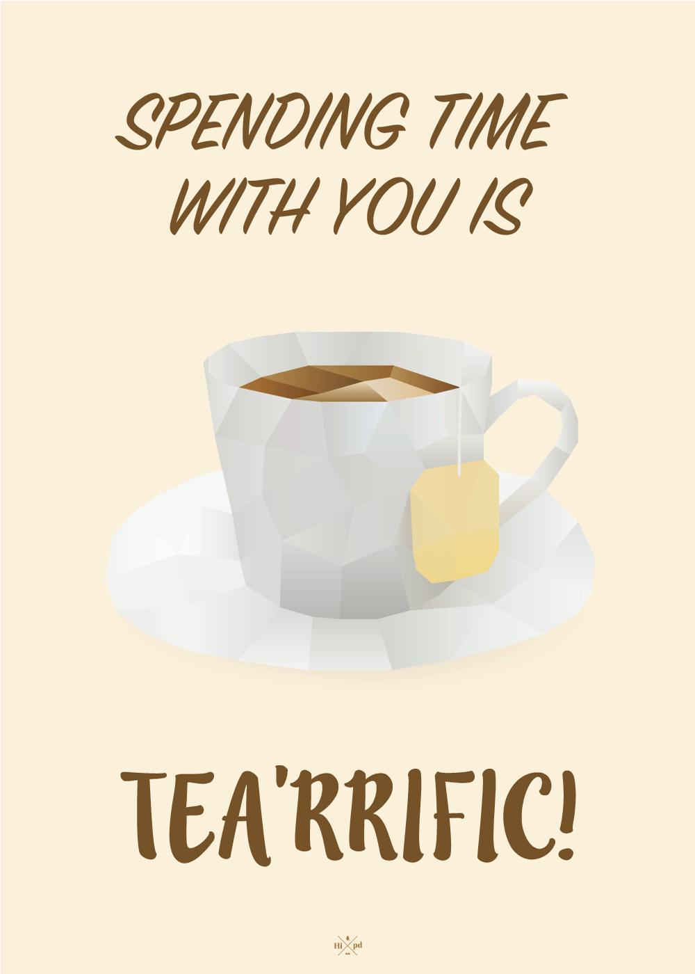 Tea'rrific