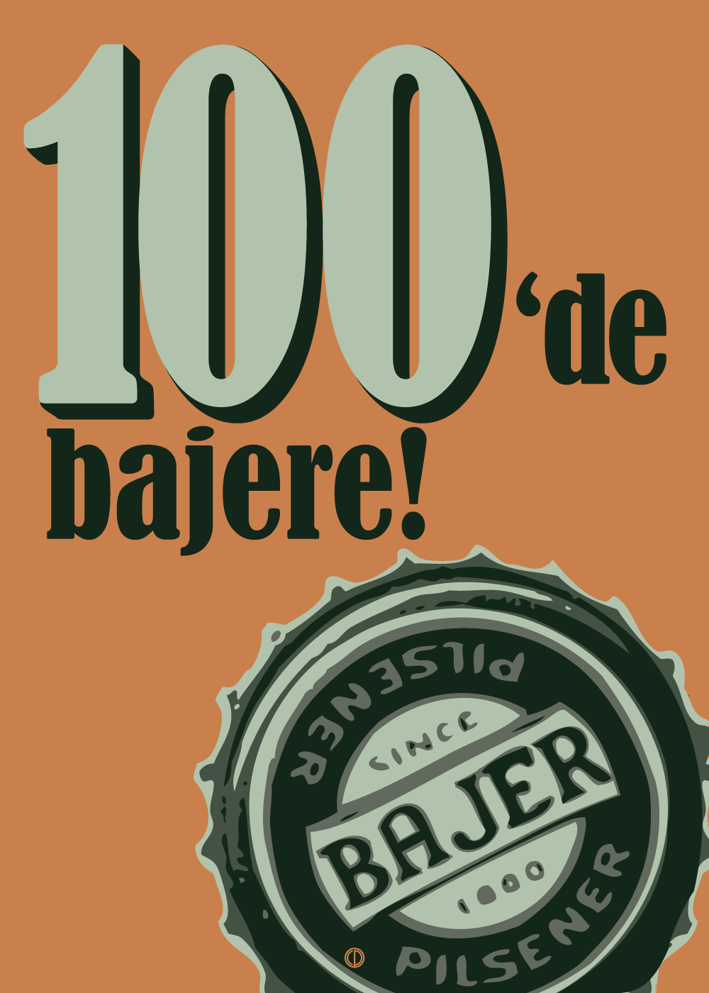 100'de bajere