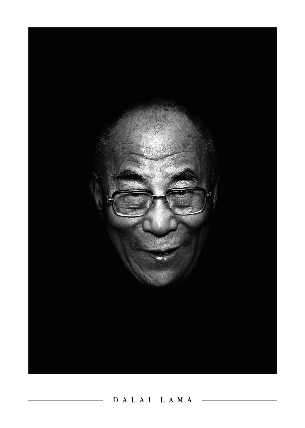 Dalai Lama - Plakat