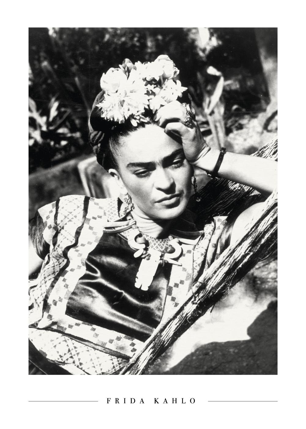 Frida Kahlo - Plakat