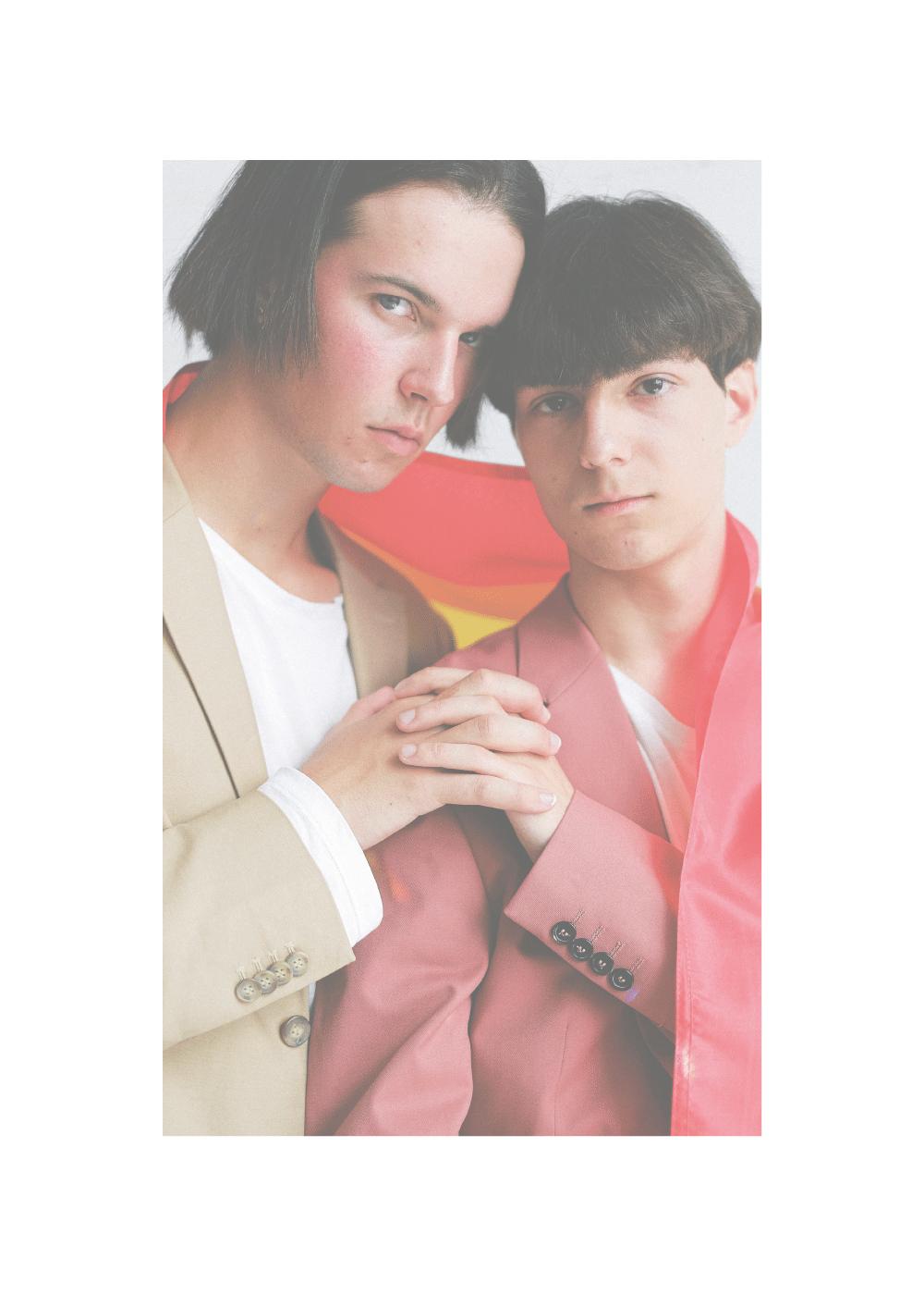 Billede af Gay love - LGBT plakat