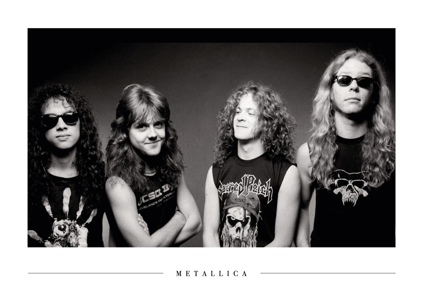 Metallica - Plakat