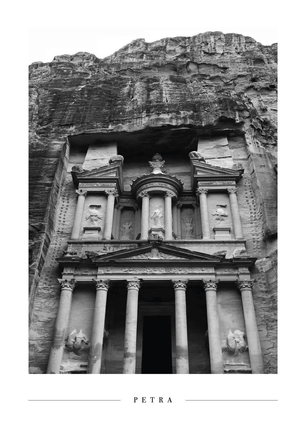 Billede af Petra - Plakat