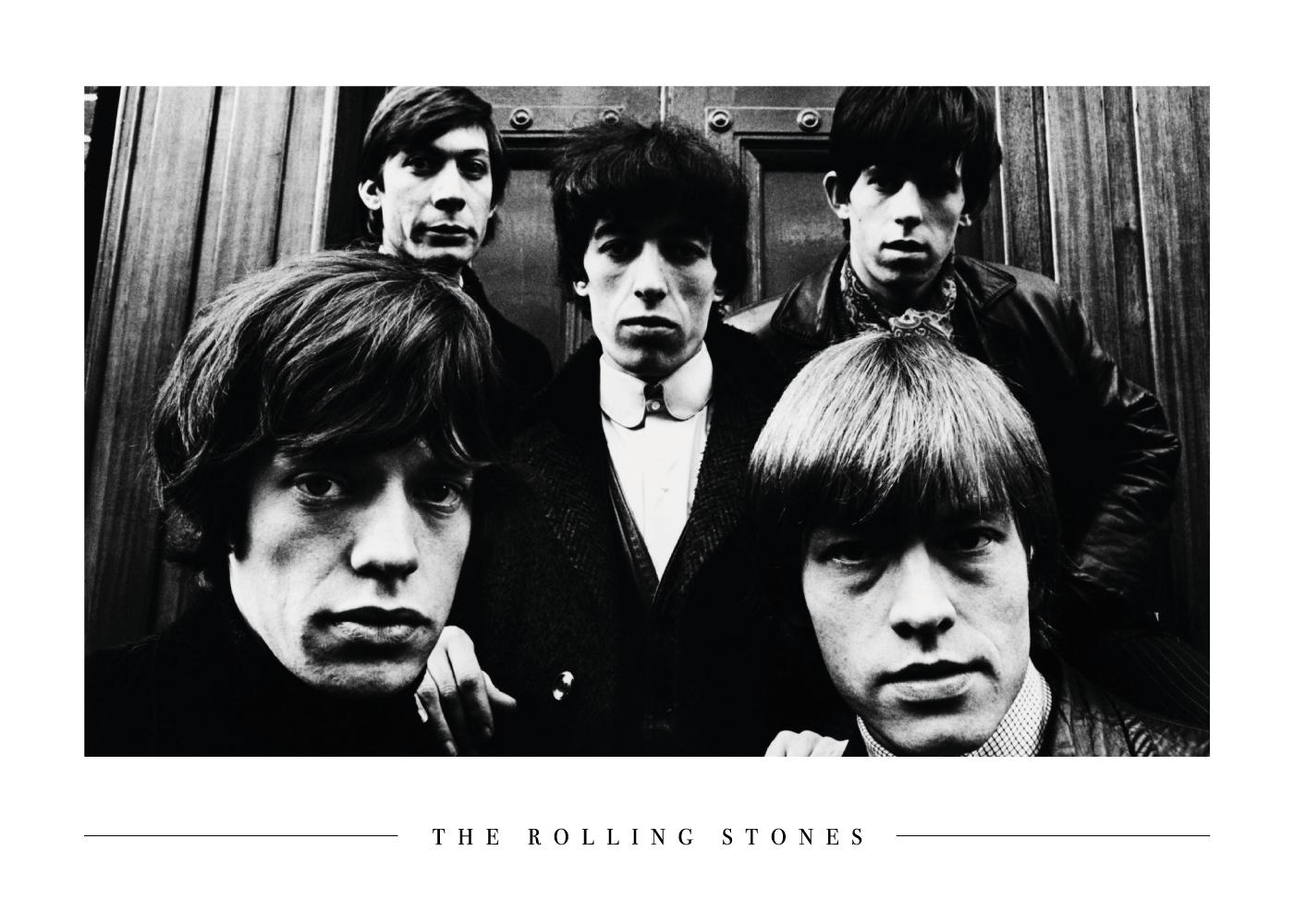 The Rolling Stones - Plakat