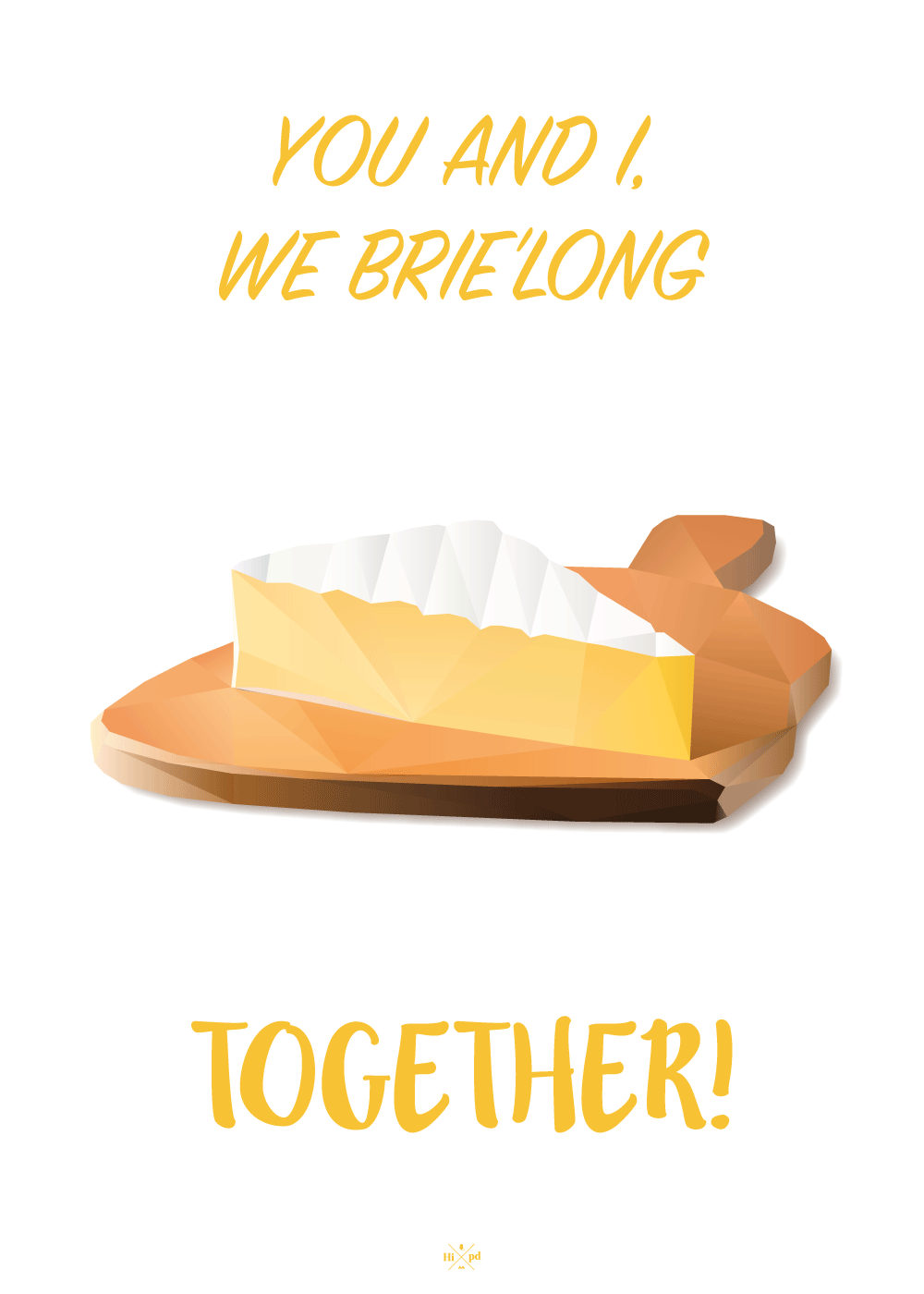 We brielong together