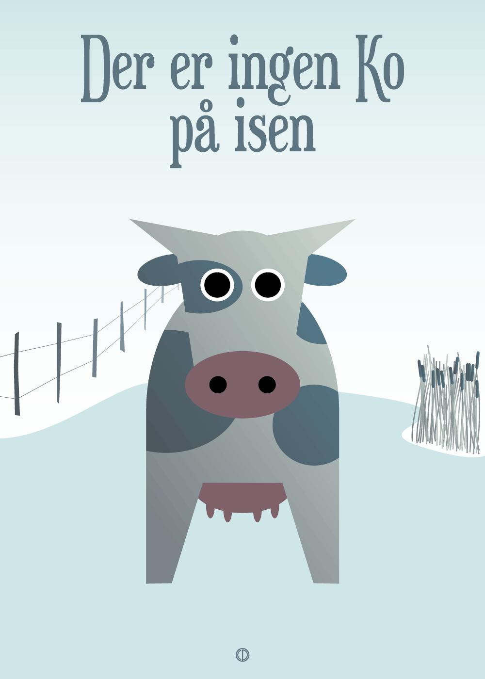 Der er ingen Ko på isen