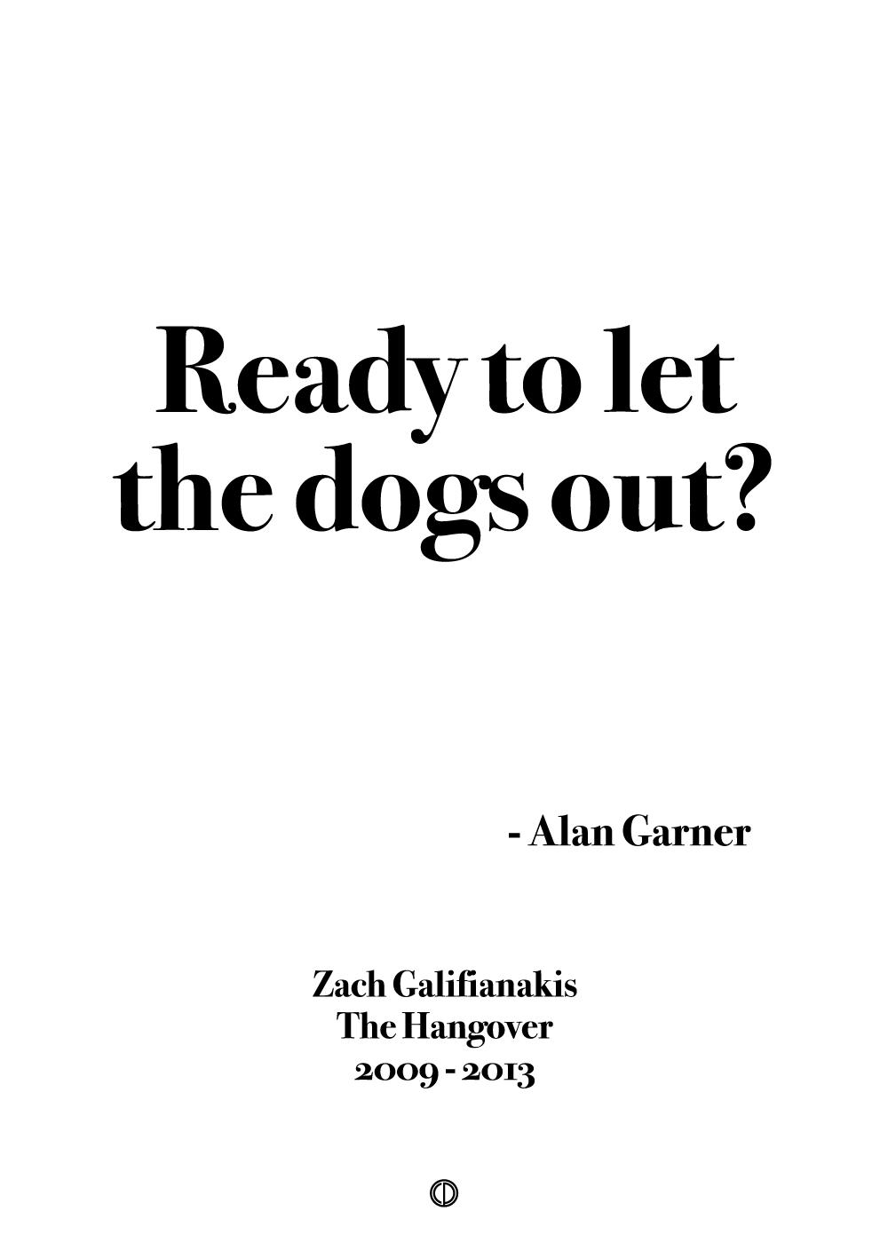 Billede af Ready to let the dogs out?