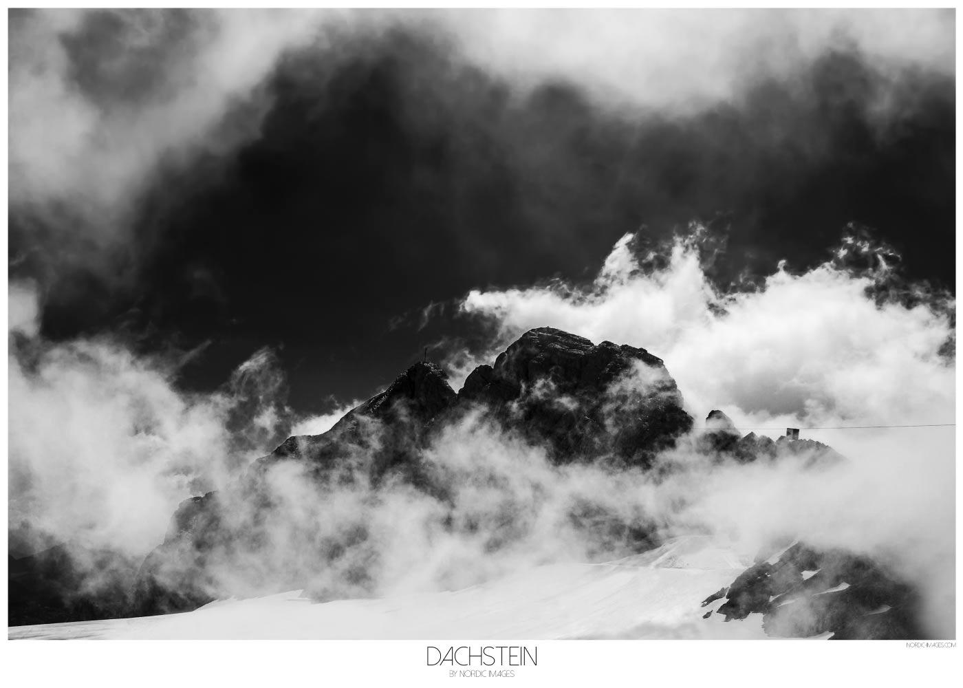 Billede af Dachstein II - Brian Lichtenstein plakat