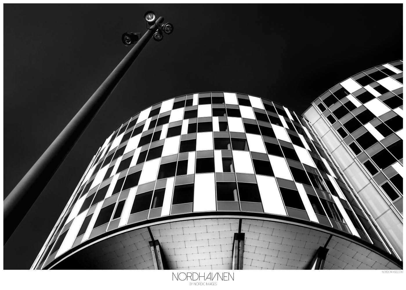 Nordhavn - Brian Lichtenstein plakat