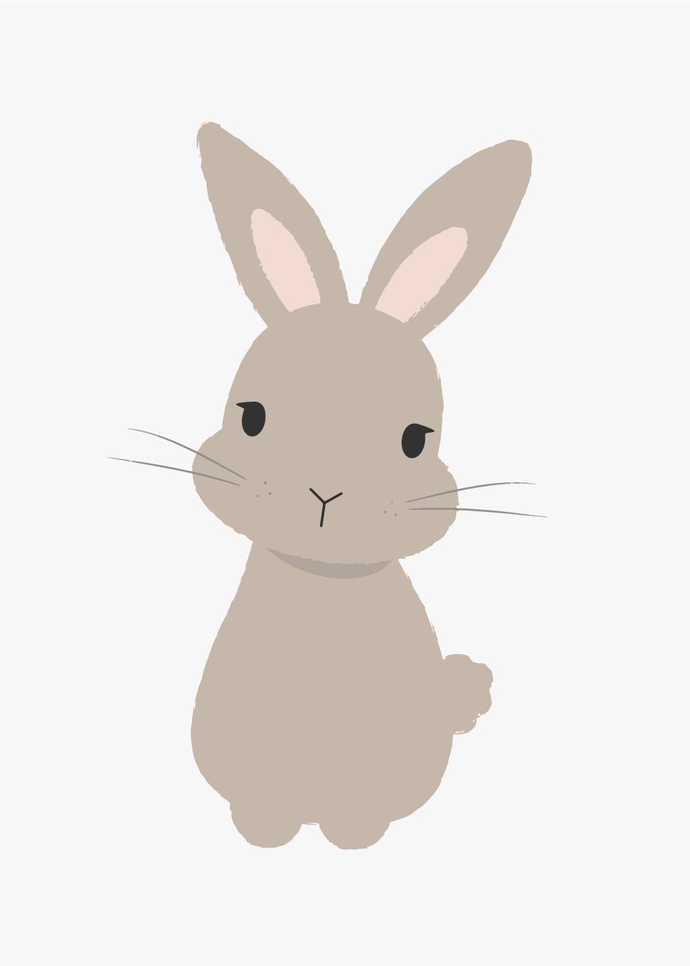 Køb Sweet rabbit plakat