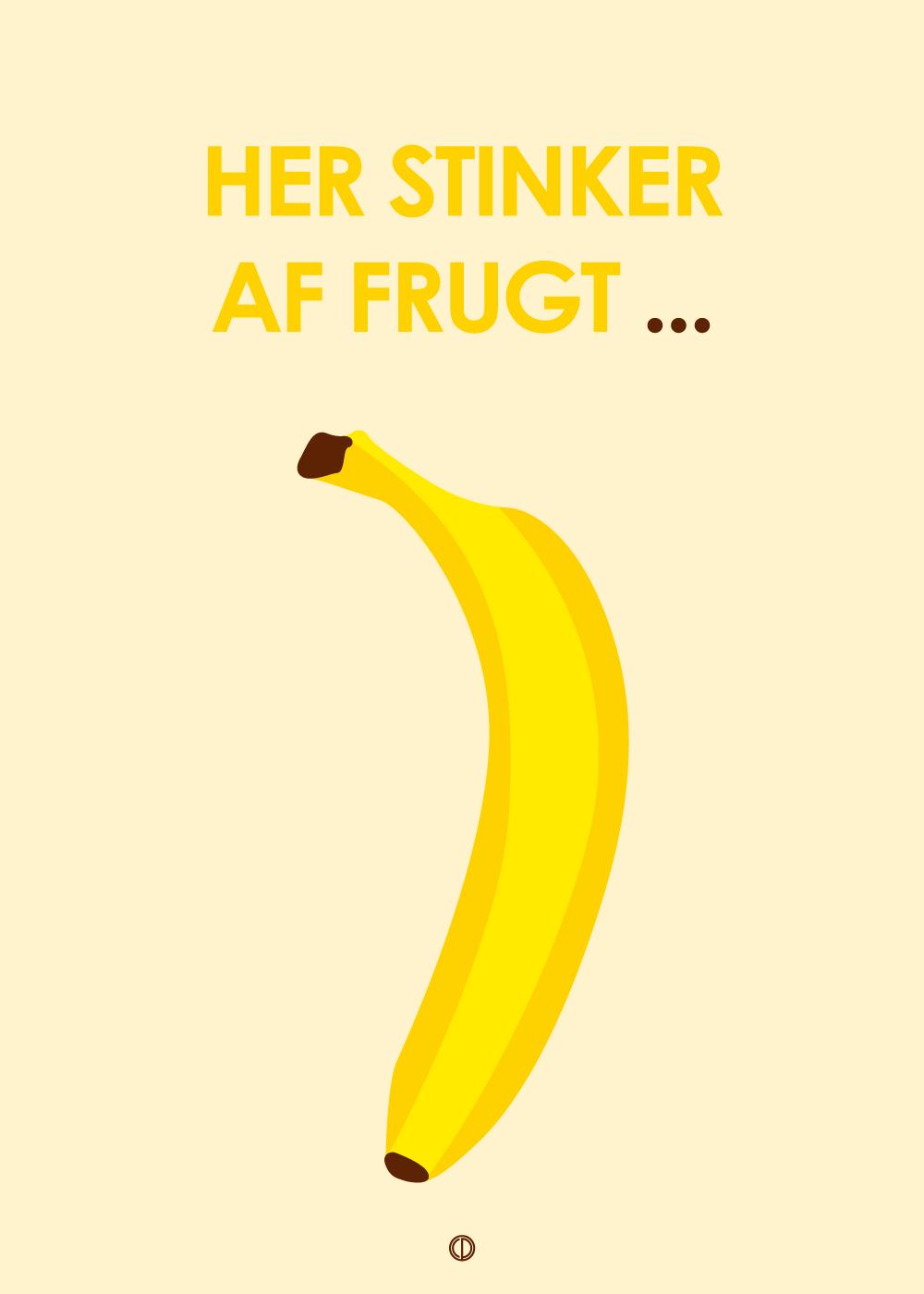 Billede af Her stinker af frugt