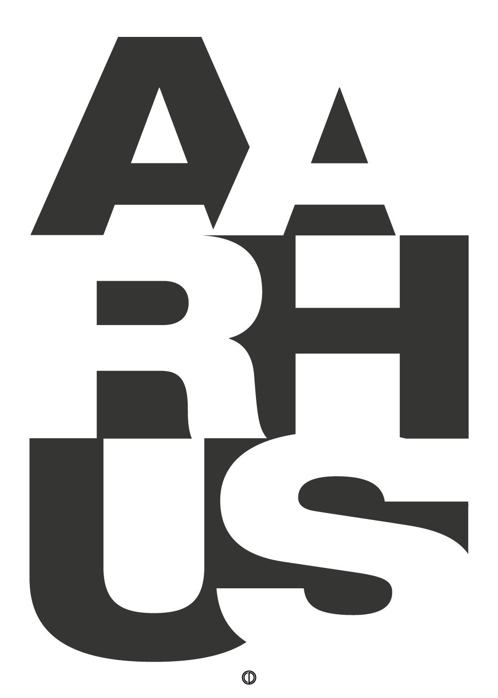 Billede af Aarhus plakat