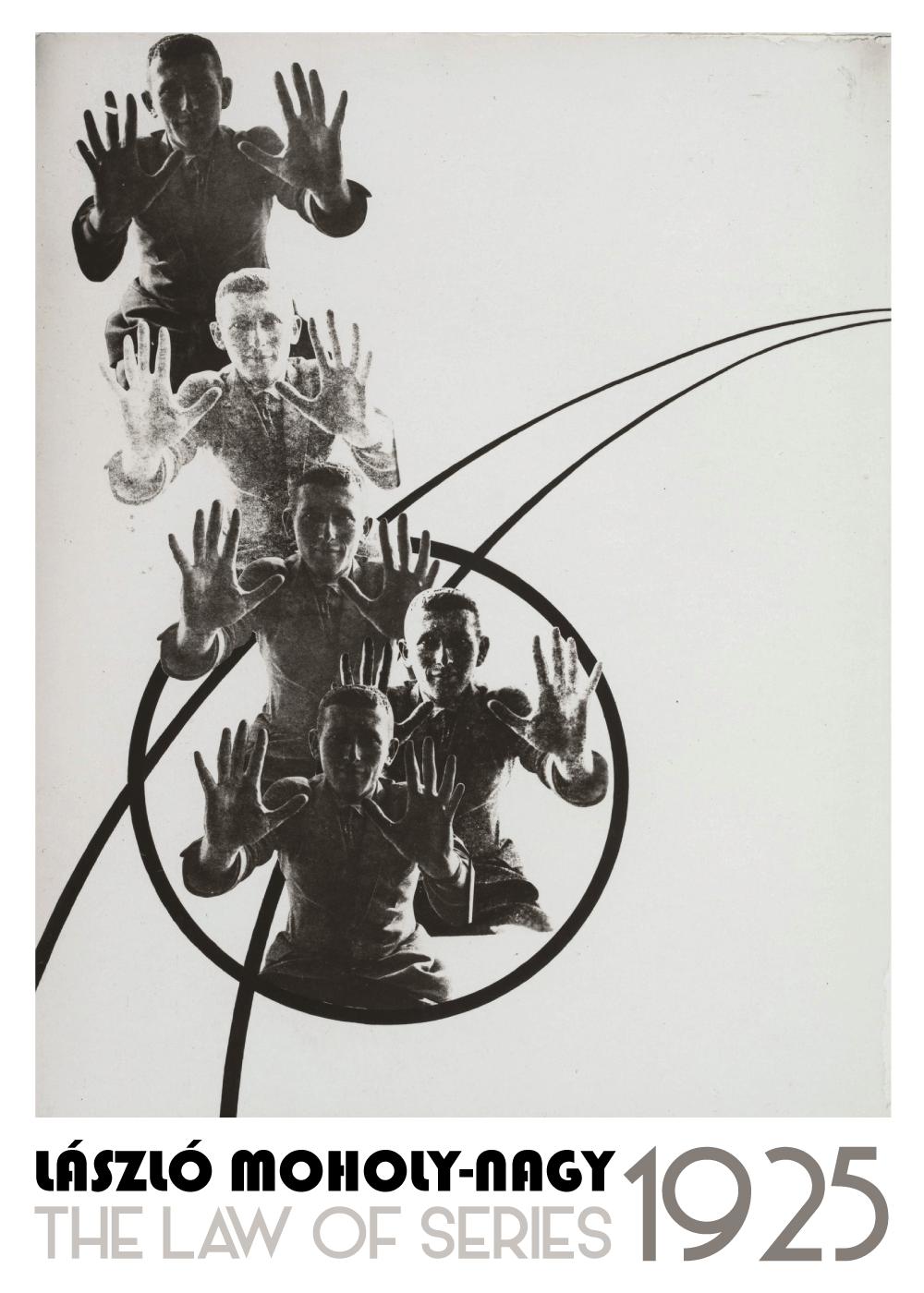 The Law Of Series - László Moholy-Nagy kunstplakat