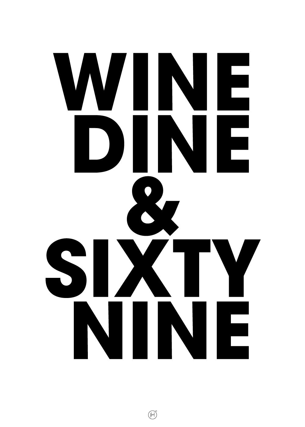 Billede af Wine dine