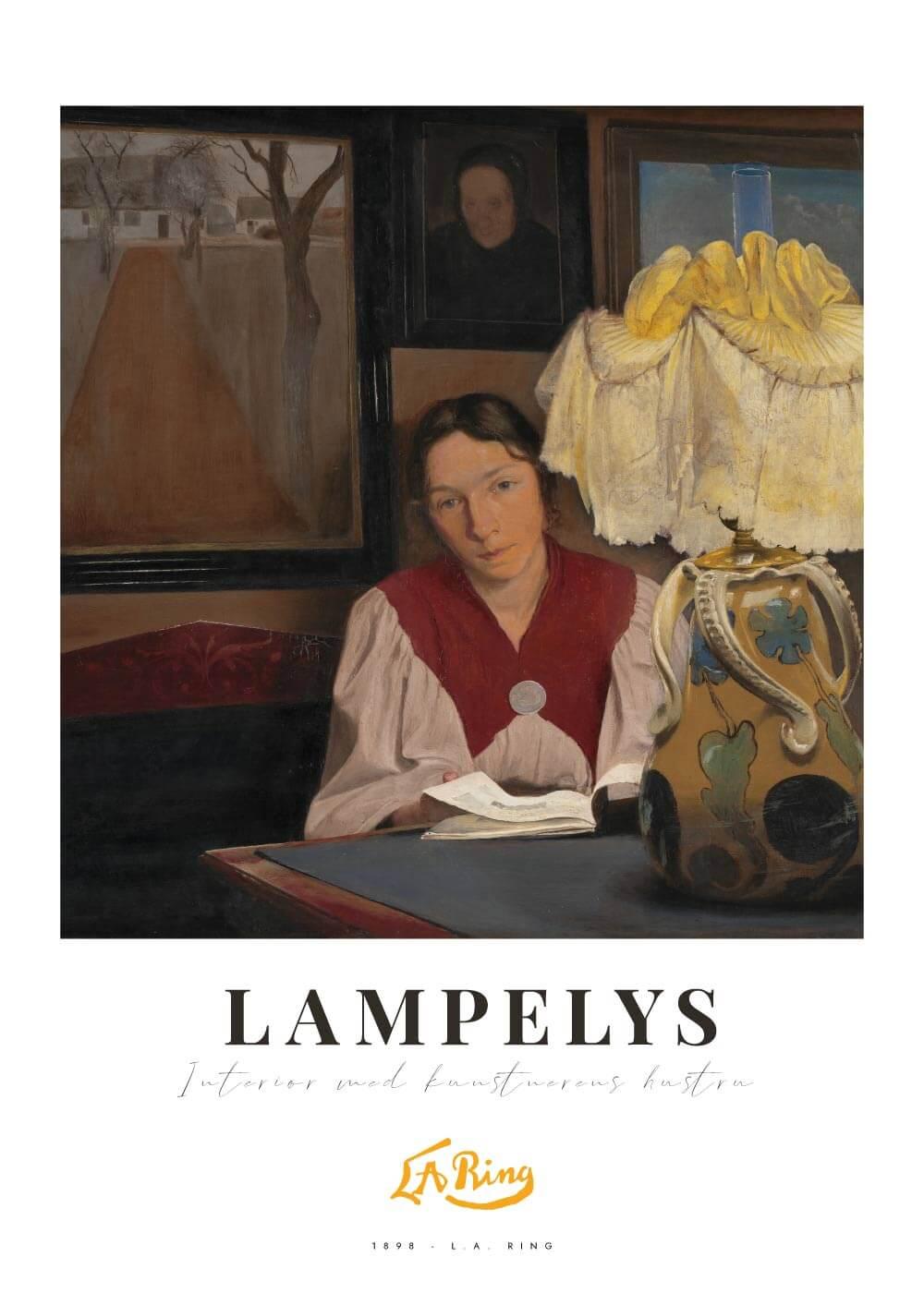 Billede af Lampelys - L.A. Ring