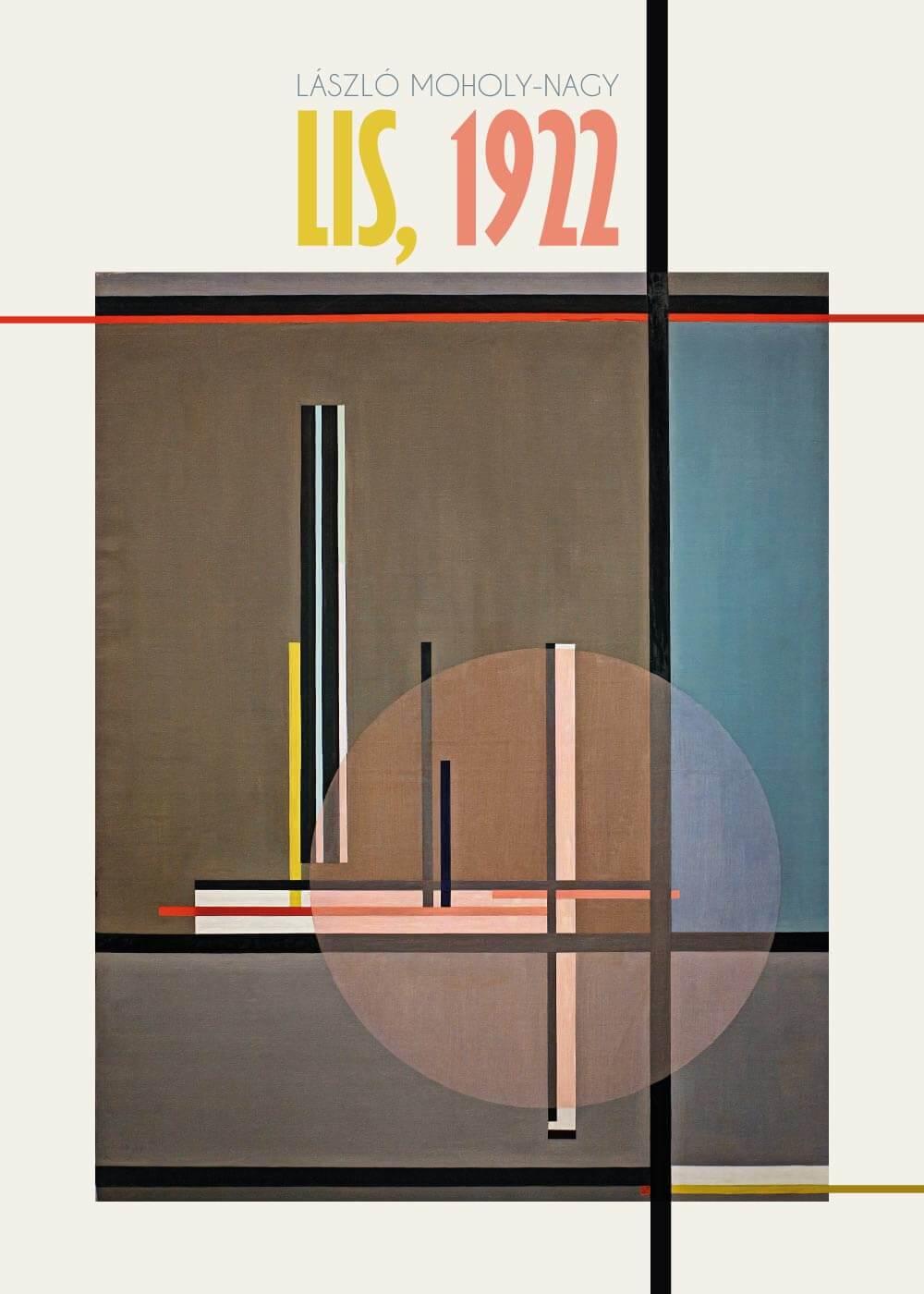 Billede af LIS - László Moholy-Nagy kunstplakat