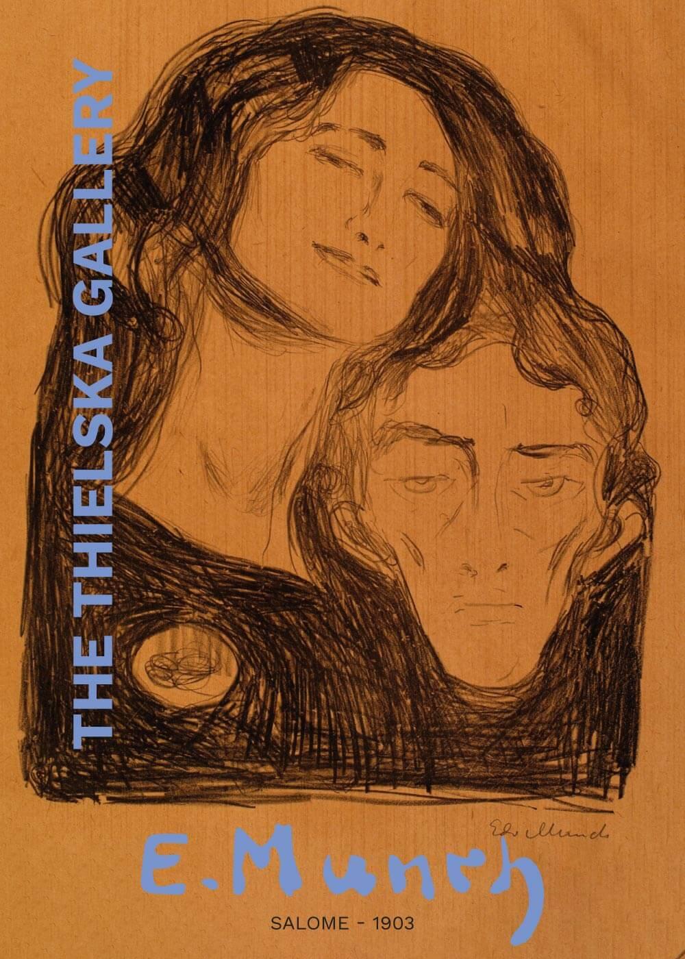 Salome - Edvard Munch